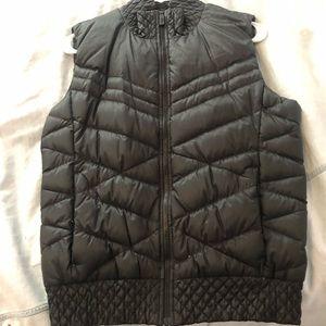 Black nike vest (size M)